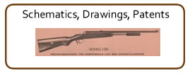 Air Gun schematics drawings and patents
