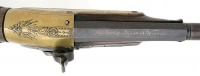 Fine German Butt Reservoir Air Rifle by Ludwig Zeer in Wienn 3.jpg