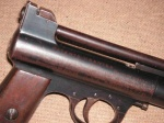 Early Webley pistol
