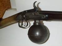 Ball res air rifle