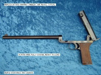 Replica Webley Whiting