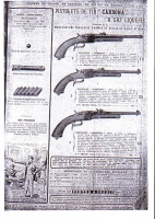 Giffard pistol advert
