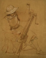 crossbow man picture.