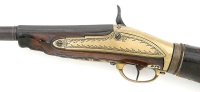 Fine German Butt Reservoir Air Rifle by Ludwig Zeer in Wienn 1.jpg